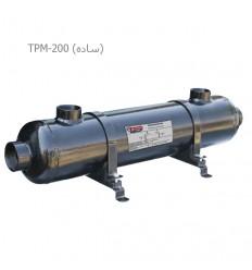 مبدل حرارتی پوسته و لوله ترموپول مدل TPM-200