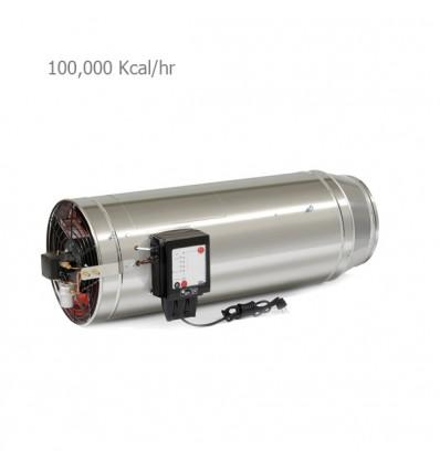 جت هیتر گازی گرماسان مدل GS100
