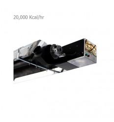هیتر تابشی صنعتی گرما سازه مدل GT-20U