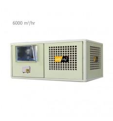 کولر زیرسقفی کیان پارس مدل 6000