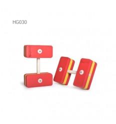 دمبل آبی سنگین هیدروجیم مدل HG030