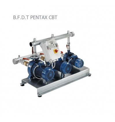 بوستر پمپ دماتجهیز مدل  B.F.D.T PENTAX CBT