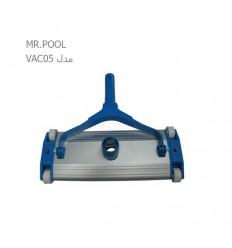 سرجارو استخر چرخدار برسدار MR.POOL مدل VAC05-14