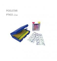 تست کیت قرصی POOLSTAR مدل PTK03
