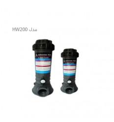 کلرزن خطی های واتر مدل HW200