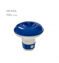 کلرزن شناور بزرگ استخر MR.POOL مدل FD01
