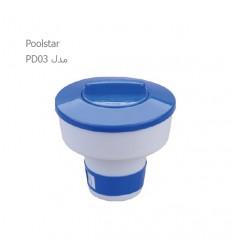 کلرزن شناور Poolstar مدل PD03