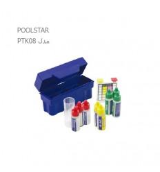 تست کیت سختی آب POOLSTAR مدل PTK08