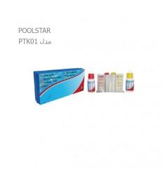 تست کیت محلولی POOLSTAR مدل PTK01
