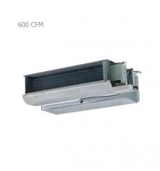 فن کویل کانالی سه ردیفه تراست مدل TMFCD3-600L
