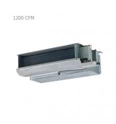 فن کویل کانالی سه ردیفه تراست مدل TMFCD3-1200L
