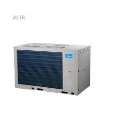 چیلر اسکرال هوا خنک اینورتر میدیا MC-SU60/RN1L