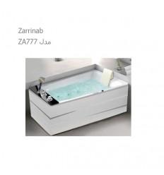 جکوزی آپارتمانی زرین آب مدل ZA777