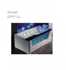 جکوزی آپارتمانی زرین آب مدل ZA747