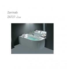 جکوزی آپارتمانی زرین آب مدل ZA727