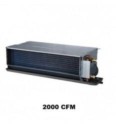 فن کویل سقفی توکار جی پلاس فشار پایین GFU-LC2000G30
