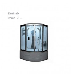 سونا بخار آپارتمانی زرین آب مدل رم