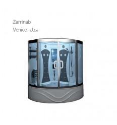 سونا بخار آپارتمانی زرین آب مدل ونیز