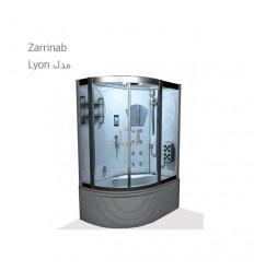 سونا بخار آپارتمانی زرین آب مدل لیون