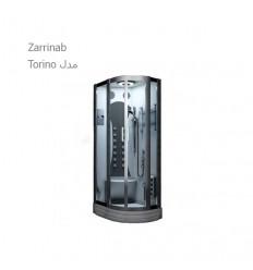 سونا بخار آپارتمانی زرین آب مدل تورینو
