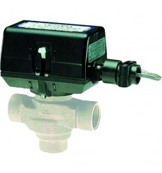 شیر سه راهه موتوری هانیول تدریجی با بوبینDN15