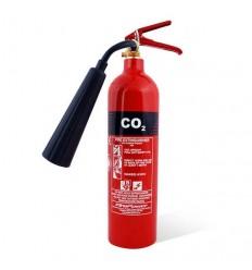 کپسول آتش نشانی co2 آذرسیلندر-2kg