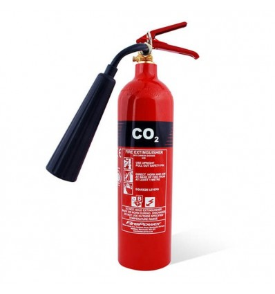 کپسول آتش نشانی co2 آذرسیلندر- 30Kg