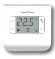 ترموستات اتاقی Fantini - با سه سطح دما