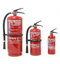 کپسول آتش نشانی آب SRI