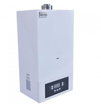 پکیج شوفاژ دیواری گازسوز 2000 مدل Energic 28 FT | 2000 Energic 28 FT Wall Mounted Gas Boiler