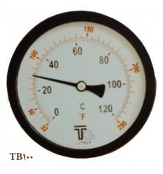 ترمومتر TGمدل TB100 سایز 2.5 اینچ