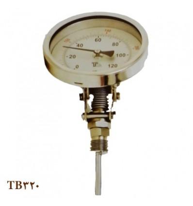 ترمومتر TGمدل TB320 سایز 4 اینچ
