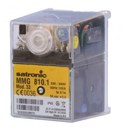 رله گازی ساترونیک مدل MMG 810.1