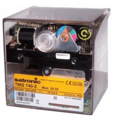 رله ساترونیک (Satronic) دوگانه مدل TMG740-3