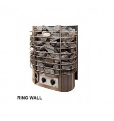 هیتر برقی سونای خشک HELO سری RING WALL