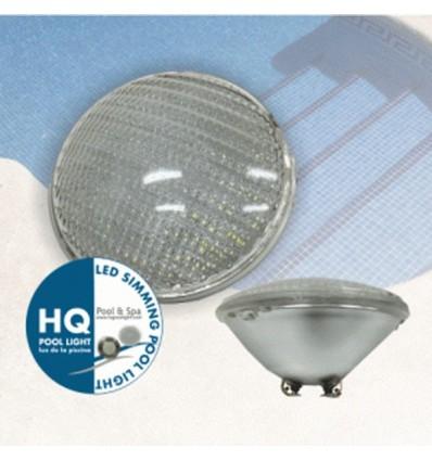 چراغ LED توکار شیشه ای محدب مدل Glass Light-HQ 1400