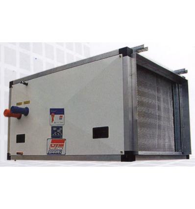 فن کوئل ساران سقفي بدون کابينت بدون پلنيوم و فيلتر