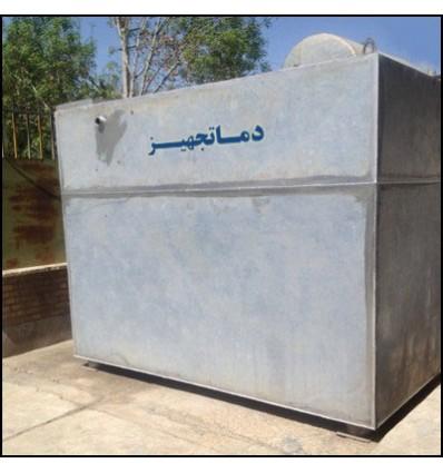 مخزن ذخیره آب سرد مصرفی دماتجهیز