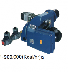 مشعل گازی ایران رادیاتور مدل IG 2100