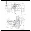 مشعل گازی ایران رادیاتور مدل IG 2800