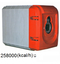 دیگ چدنی شوفاژکار مدل سوپر 10-400
