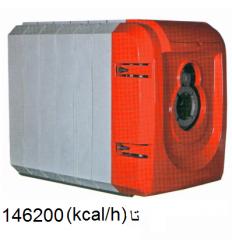 دیگ چدنی شوفاژکار مدل سوپر 6-400