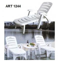 تخت کنار استخر هایپرپول مدل ART1244