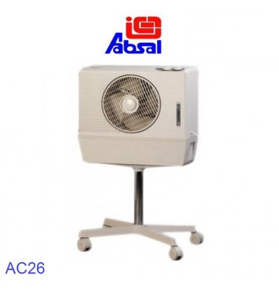 کولر آبی پرتابل آبسال مدل AC26 | Absal  AC26  Water Cooler