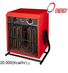 هیتر برقی فن دار انرژی مدل EH0150