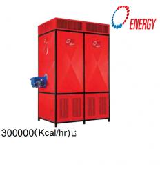 کوره هوای گرم گازی انرژی مدل 3060