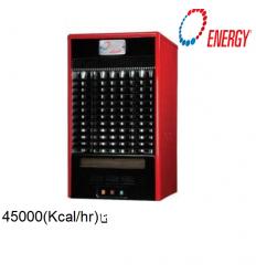 هیتر گازی فن دار انرژی مدل 641