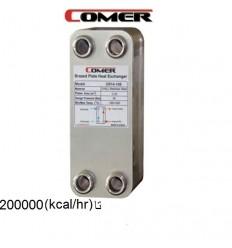 مبدل حرارتی کومر مدل CR27-400
