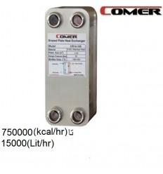 مبدل حرارتی کومر مدل CR110-1500