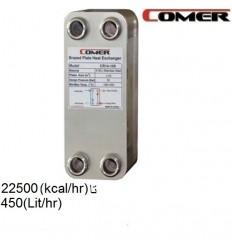 مبدل حرارتی کومر مدل CR14-45